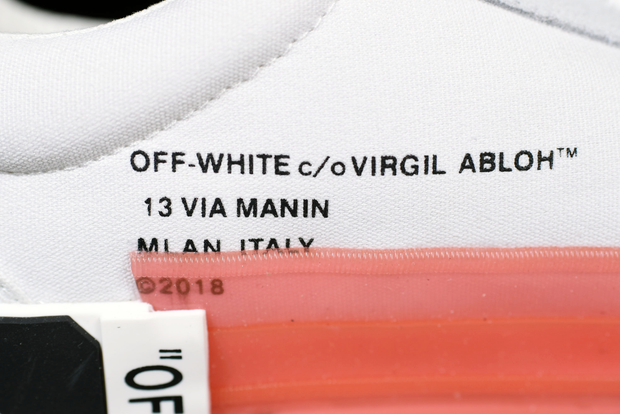 Off-White® Vulcan 'Low' - Kickked