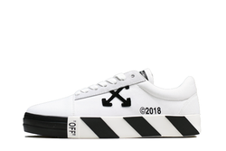 Off-White® x Vans 'Black White' - Kickked
