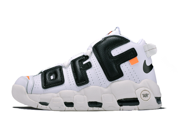 OFF-WHITE® X NIKE AIR MORE UPTEMPO - Kickked