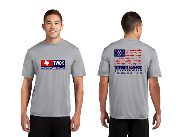 THE TWOK FISHING SHORT SLEEVE PERFORMANCE SHIRT