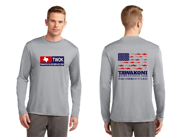 THE TWOK FISHING LONG SLEEVE PERFORMANCE SHIRT