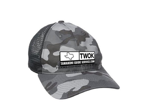 OFFICIAL TWOK CAMO GONE GREY HAT