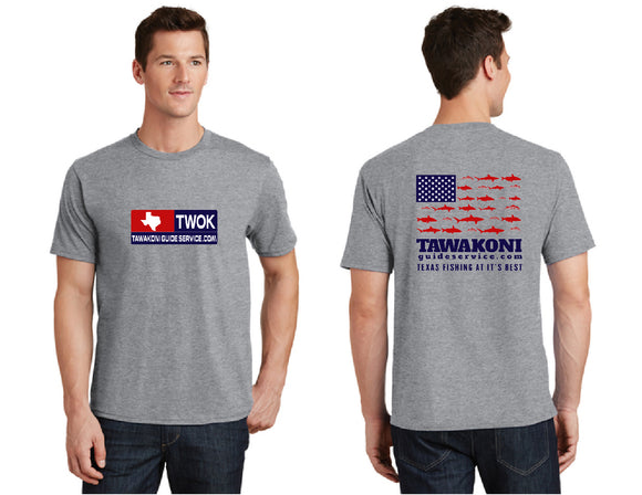 THE TWOK FISHING SHORT SLEEVE SHIRT (90/10 Cotton/Poly Blend)