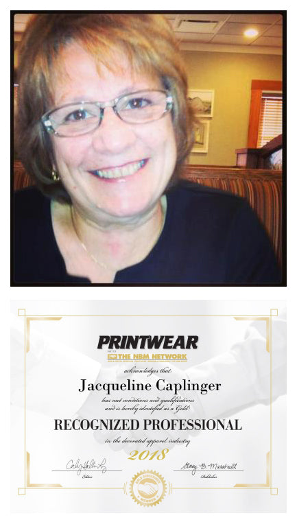 Jackie Caplinger – Owner, Reap What's Sewn