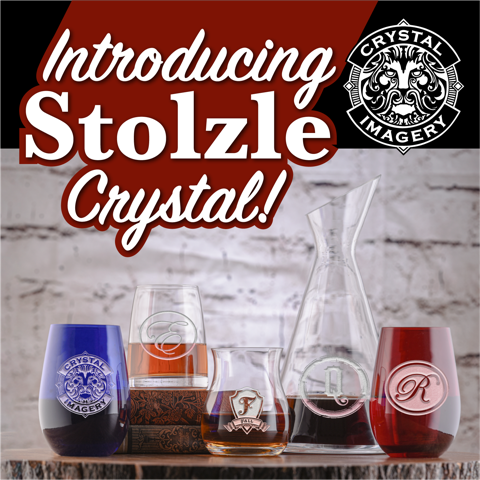 Add Elegance to Your Home Bar with Personalized Stolzle Crystal Barware From Crystal Imagery