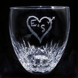 An elegant engraved crystal wedding gift is one of the best ways to let your loved one know how honored you are to be a part of their special day. & Engraved Crystal Wedding Gifts u2013 Crystal Imagery