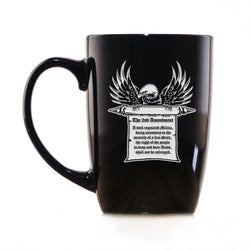 2nd Amendment Gun Rights Coffee Mug