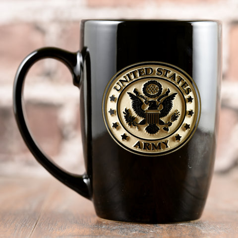 Engraved Army Coffee Mug Gifts Personalized