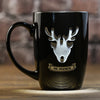 Personalized Reindeer Christmas Coffee Mug