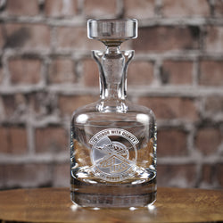 Honor Guard Decanter