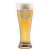 Company Logo Pilsner Beer Glass