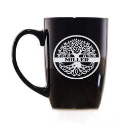 Custom Family Tree Coffee Mug
