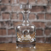 Carnivale Personalized Engraved Bourbon Decanter