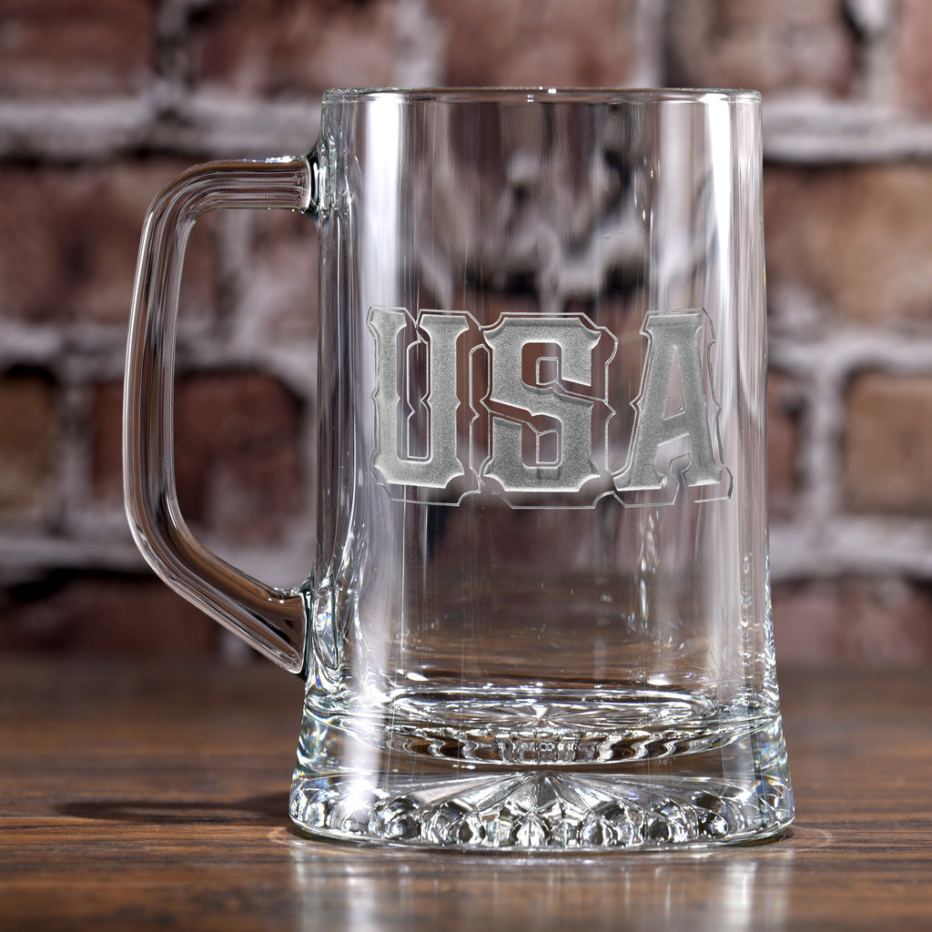 USA Pride Beer Mug
