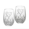 Waterford Crystal Wedding Gifts, PAIR