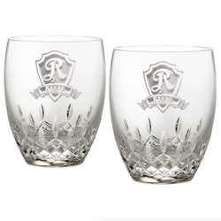 Waterford Crystal Lismore Essence DOF Pair
