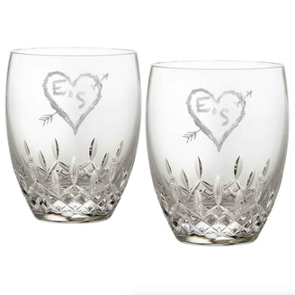 Waterford Crystal Whiskey Gifts, PAIR