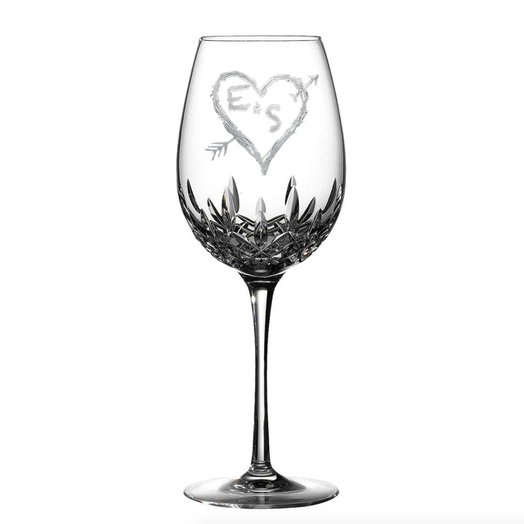Waterford Crystal Wedding Gift, Wine Glass