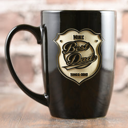 World's Best Dad Coffee Mug