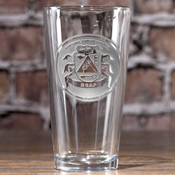 BSAP - Utility of Force Pub Glasses (set of 4)