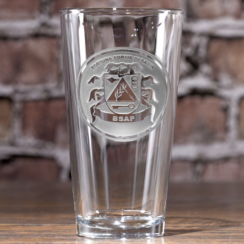 BSAP - Clausewitz Pub Glasses (set of 3)