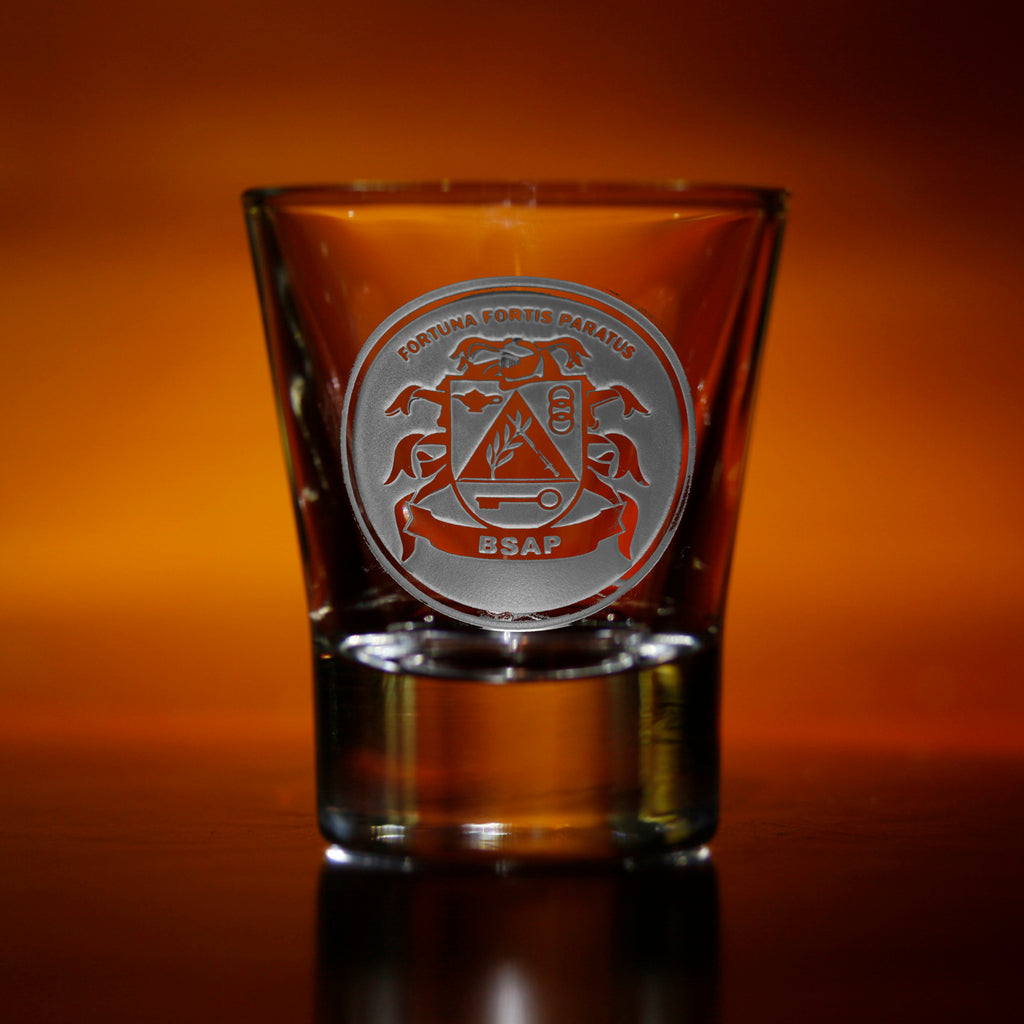 BSAP - Shot glass