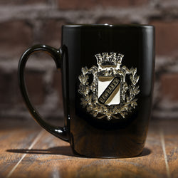 Family Crest Coffee Mug, Personalized Gifts