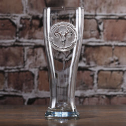 Pilsner Glass. European Mount