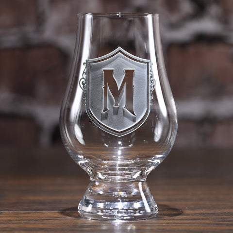 Engraved Glencairn Glass