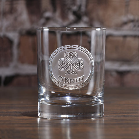 Irish Whiskey Scotch Glass