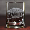 Logo Standard Bourbon Glass