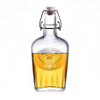 Biker Born To Ride Whiskey Flask Gift for Motorcycle Lovers