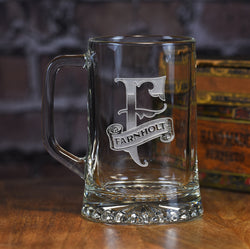 Carnivale Personalized Engraved Beer Mug