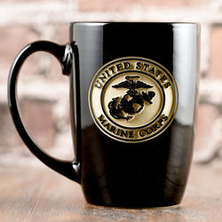 Engraved Marines Coffee Mug Gifts Personalized