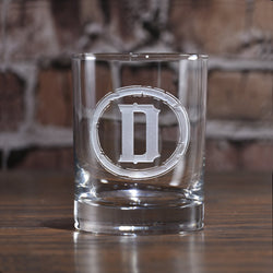Engraved Whiskey Scotch Bourbon Glasses Gifts