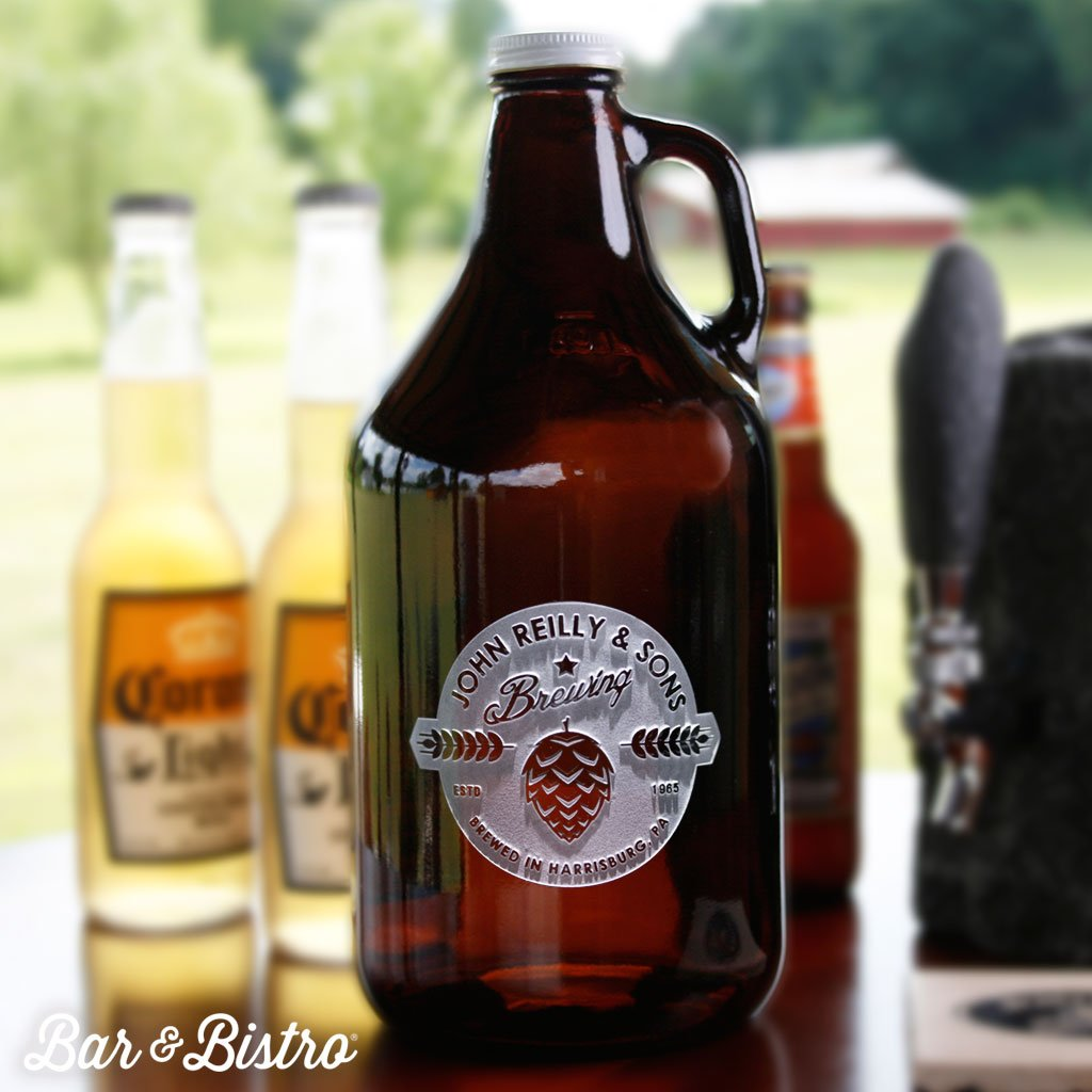 Logo Beer Growler