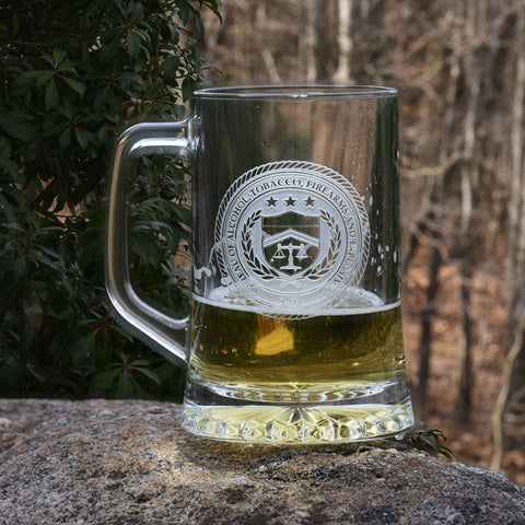 Custom Logo Beer Mugs