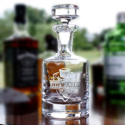 Groomsmen Decanter Gift