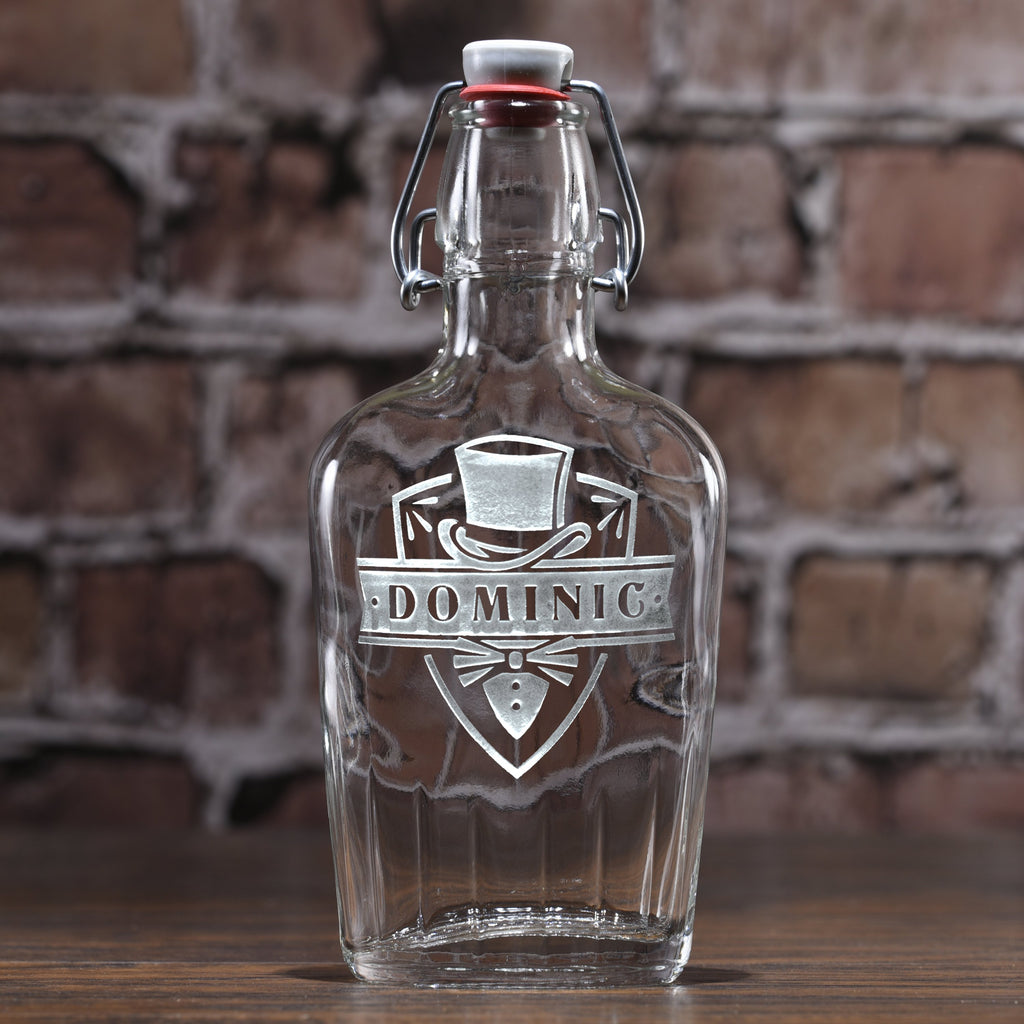 Groomsmen Flask Gifts