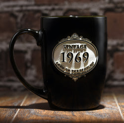 Vintage Year Birthday Gift Coffee Mug