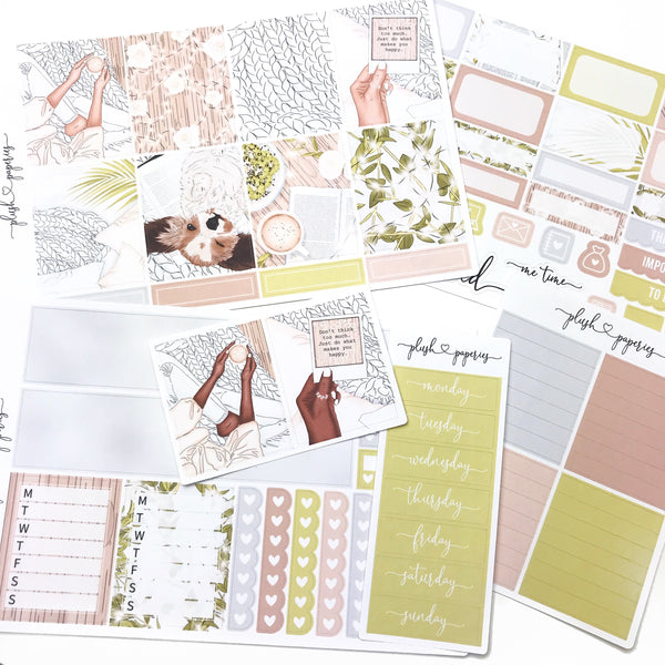 FOIL | Kit Bundle | Happiness | Collaboration with My Perfect Plan