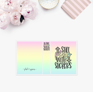 Mini Album | Stickers
