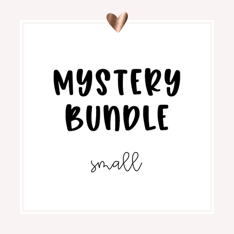 MYSTERY BUNDLE  ♥  Small