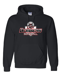 Bomber DryBlend Hooded Sweatshirt