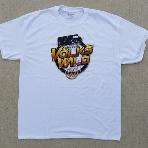 Volks Wild Bus T-Shirt