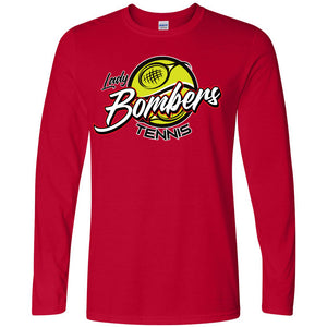 Bomber Tennis Softstyle Long Sleeve Shirt