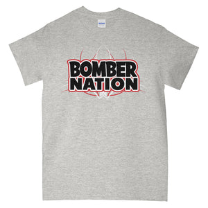 Bomber Nation T-shirt