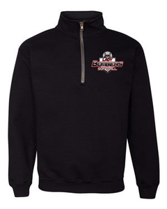 Bomber Quarter Zip Fleece
