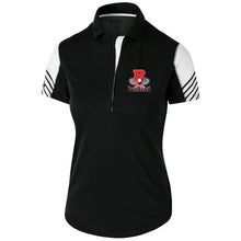Lady Bomber Tennis Performance Polo