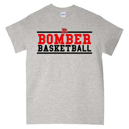 Bomber Basketball T-shirt